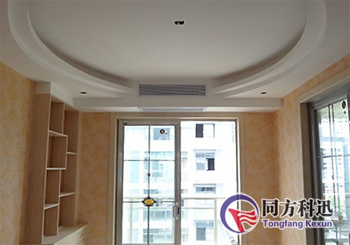 中央空调吊顶的高度由哪些因素决定?